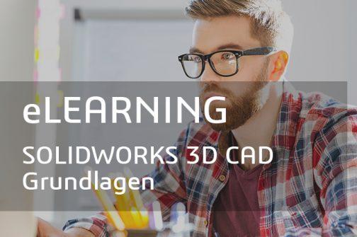 SOLIDWORKS 3D CAD Grundlagen E-Learning 870v440 web