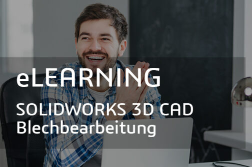 SOLIDWORKS Blechbearbeitung E-Learning 870v440