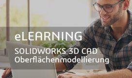 SOLIDWORKS Oberflächenmodellierung E-Learning 870v440 web