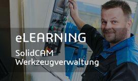 SolidCAM-Werkzeugverwaltung-E-Learning