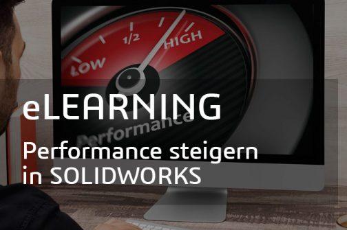 SOLIDWORKS Performance steigern in SOLIDWORKS E-Learning 870v440 web